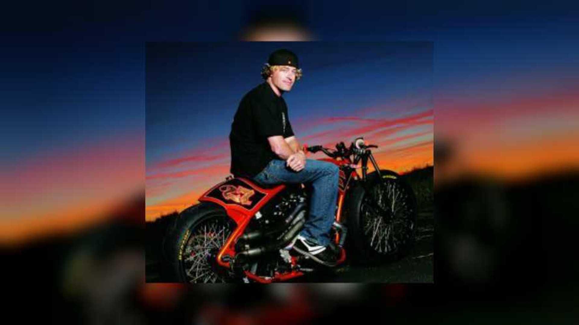 Custom Motorcycle Builder Jesse Rooke Dies In Accident