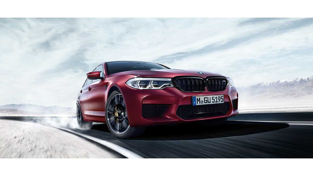 BMW M To Electrify All Vehicles