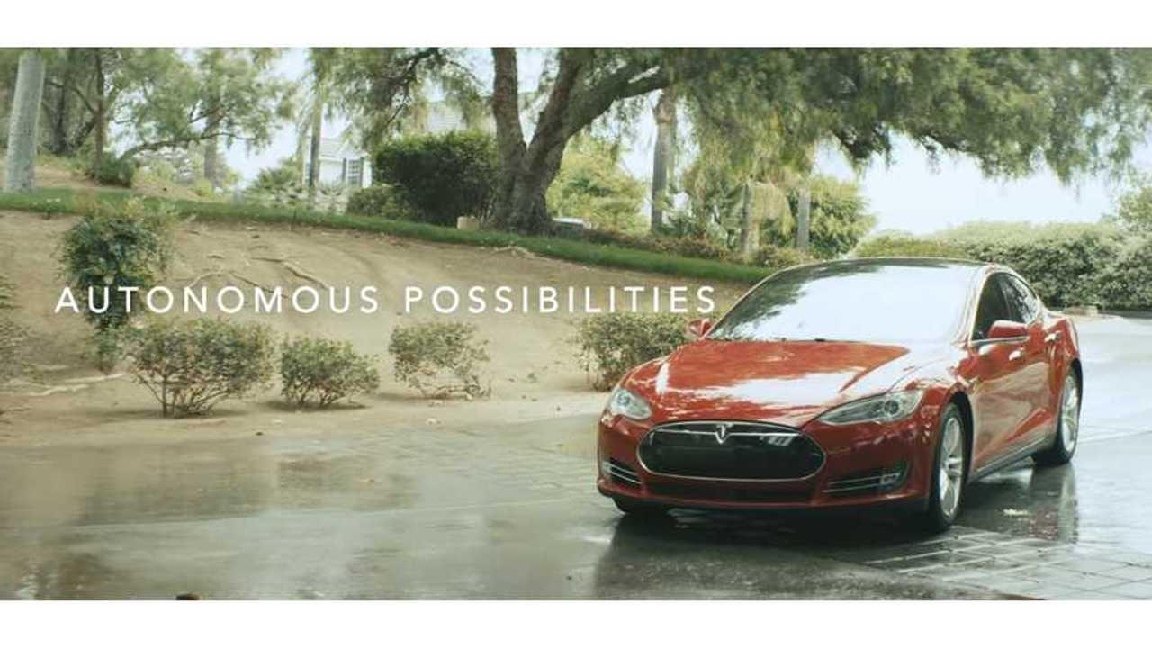 Tesla Autonomous Possibilities Flick Is Inspiring