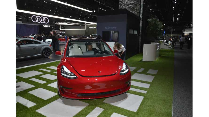 November 2018 Narrowly Misses Top All-Time Month For U.S. EV Sales