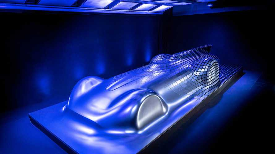 Mercedes Silver Arrow Hints At Future Electric Design Direction