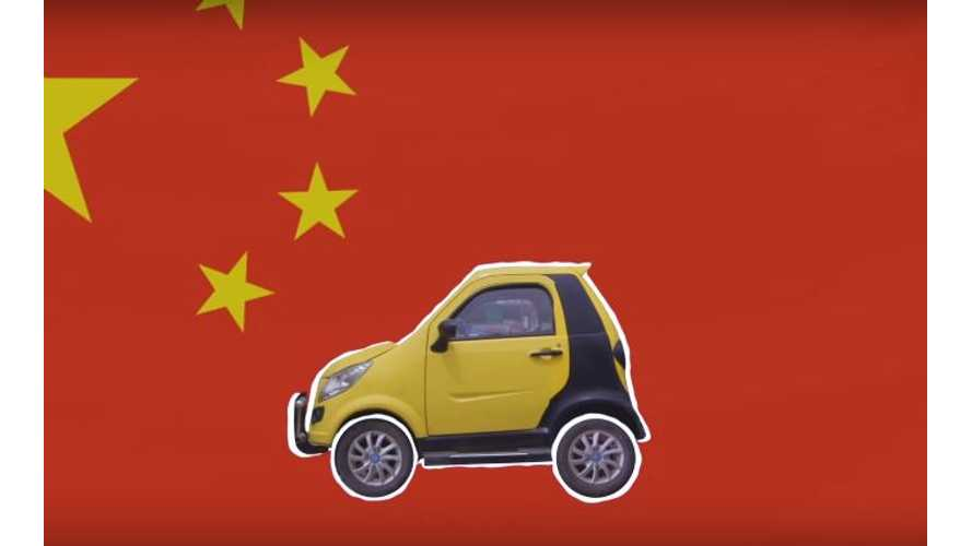 Big In China: Cheap, Tiny Electric Cars