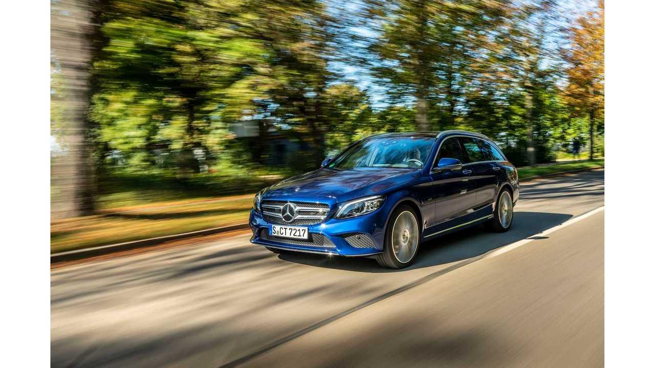 Mercedes-Benz C 300 de
