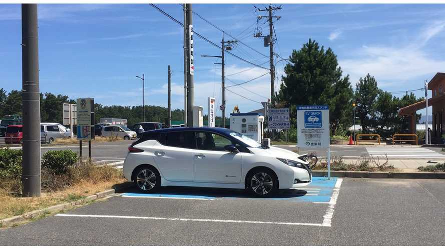 Nissan LEAF Sales In Japan One Year Since Introduction Of 2nd Gen