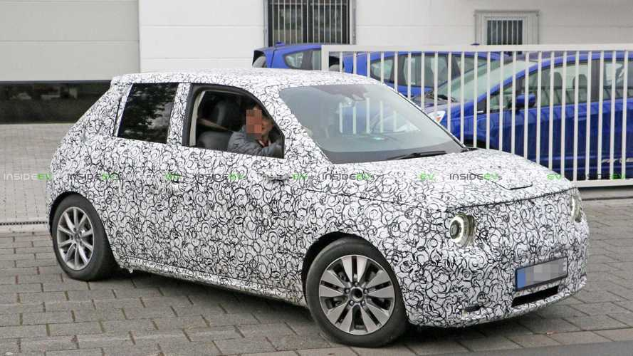 2020 Honda Urban EV Spied Testing: Still Looks Adorable
