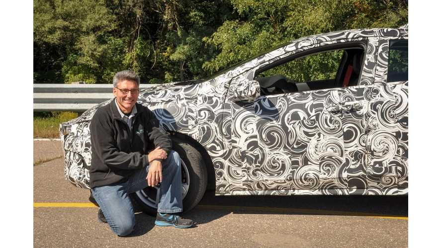 GM Talks About Camouflaging The Chevrolet Volt
