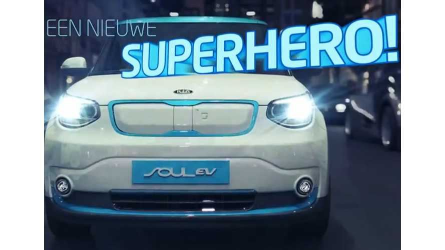 Kia Soul EV Is Electric