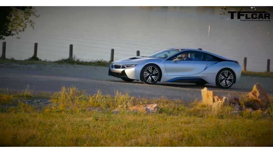 BMW i8 Review By The Fast Lane Car - Video