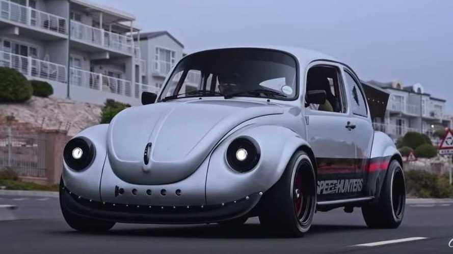 VIDÉO - Cette magnifique Beetle a un moteur Subaru
