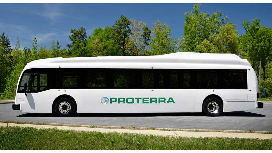 Foothill Transit First To Submit Order For 2nd Gen Proterra Electric Bus