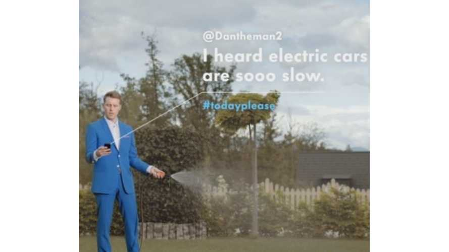 Mythbuster: Volkswagen e-Golf Slow Commercial