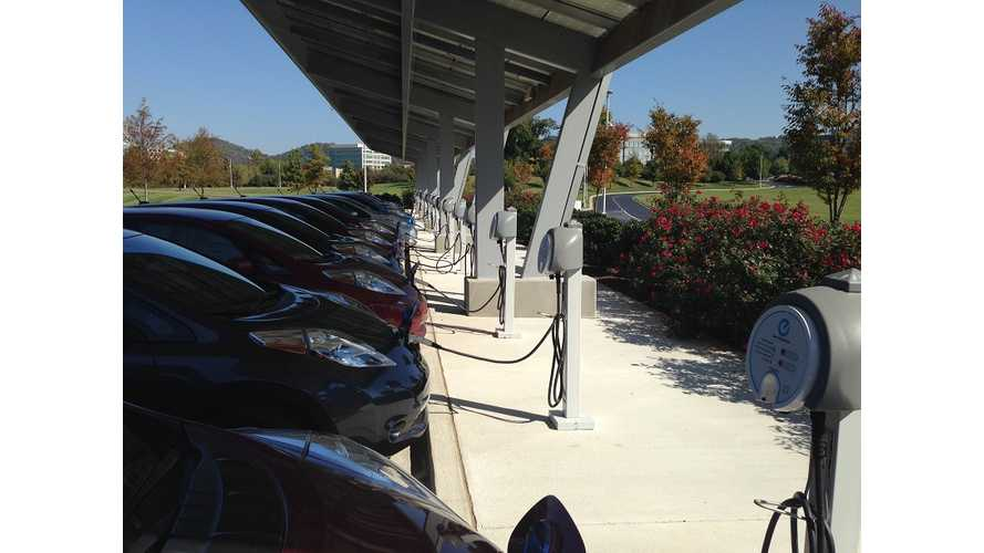 Georgia Calling For More Workplace Charging Stations