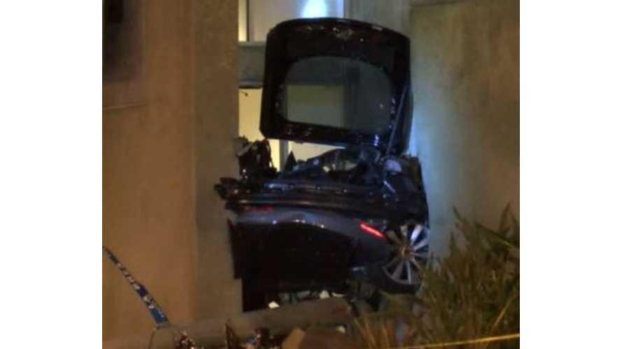 Driver Of Stolen Tesla Model S Dies From Earlier Horrific Crash