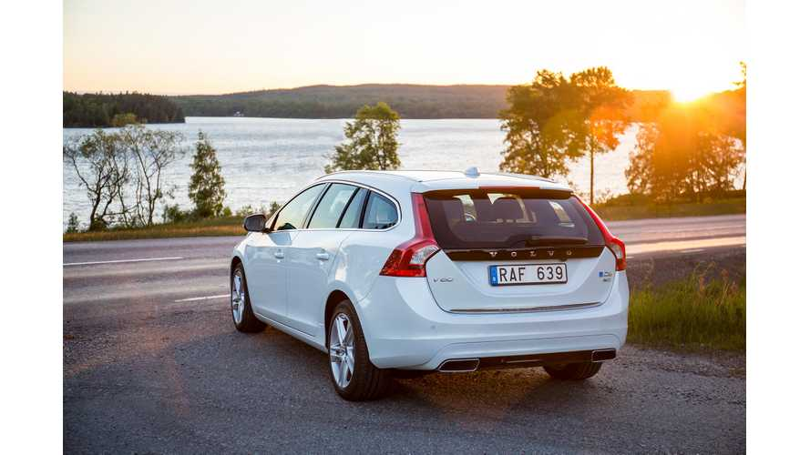 Polestar Now Offers Volvo V60 PHEV Performance Upgrade