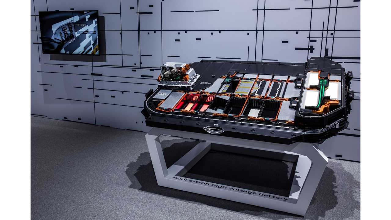 Audi & Umicore Team Up For Recycling Of Li-Ion Batteries