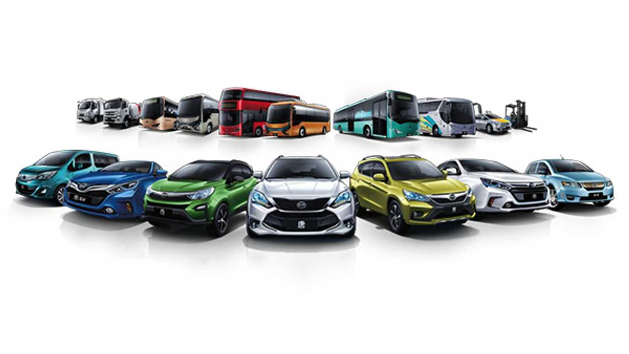 BYD New Energy Vehicles