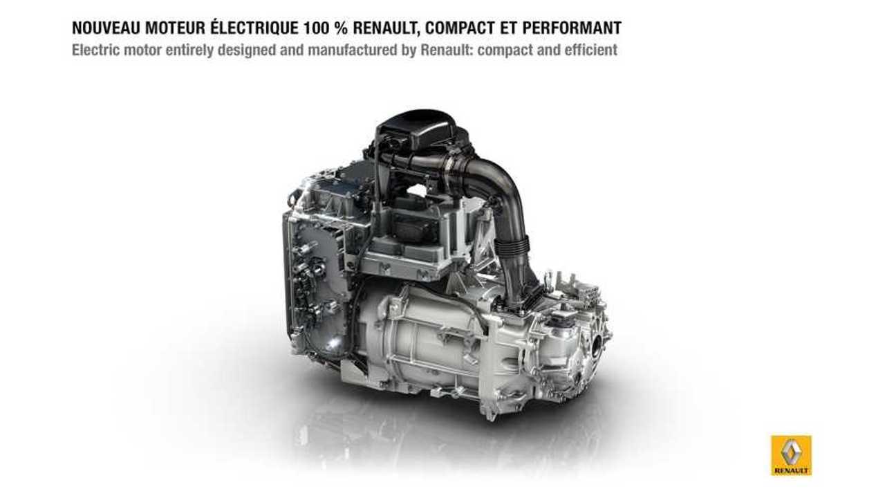 Renault Electric Motor Production at Cléon - Photos & Videos