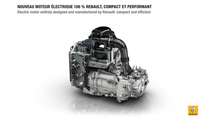 Renault Electric Motor Production at Cléon - Photos & Videos