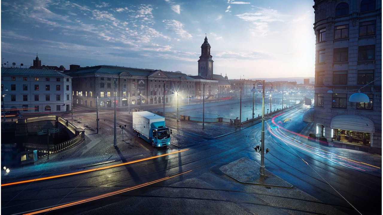 Batteries Developed By Volvo Trucks Will Spread Across Brands