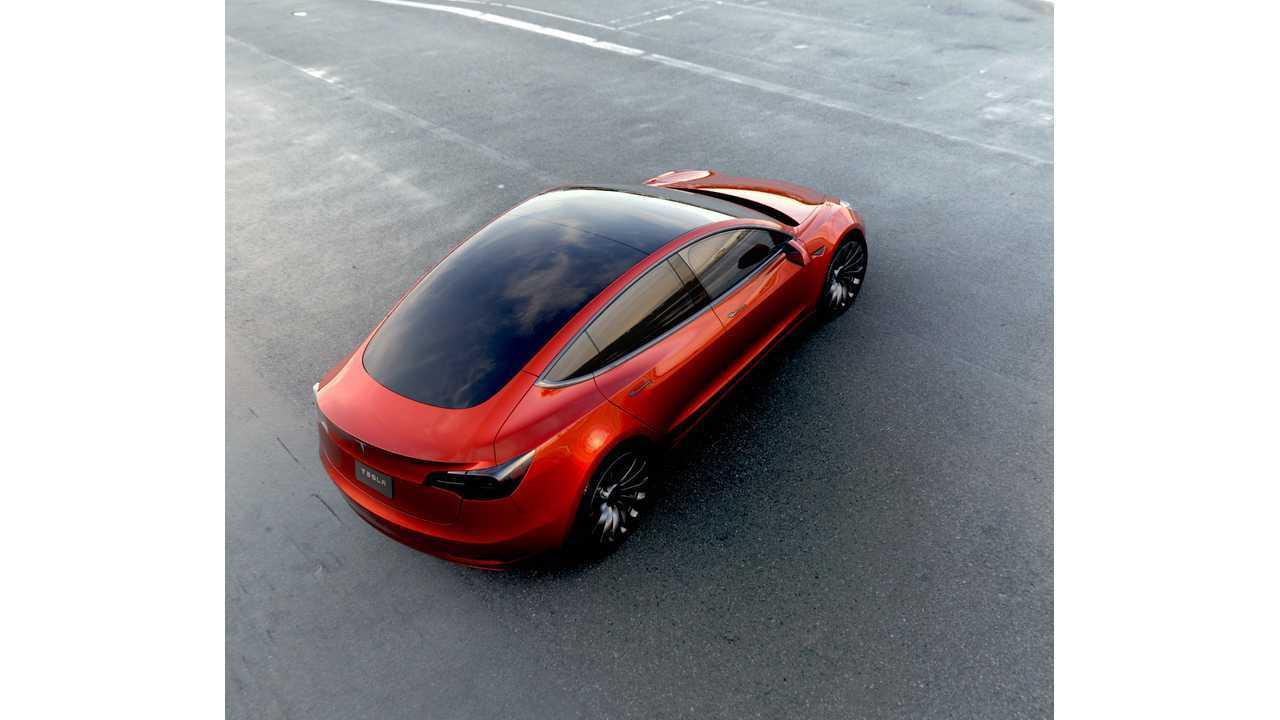 The Tesla Model 3 Now Qualifies For New Washington Ev Rebate Program But Likely