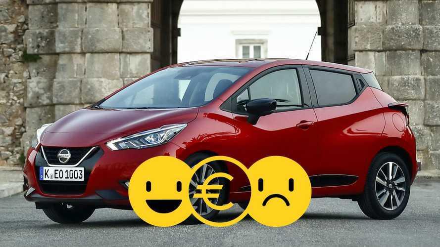 Promozione Nissan Micra, perché conviene e perché no