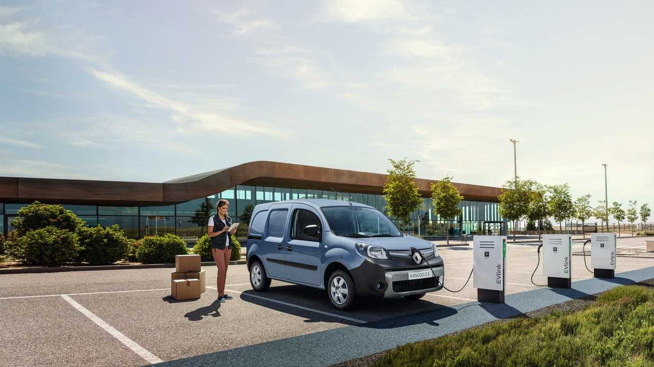 Here Are The Most Popular Commercial EVs In Europe