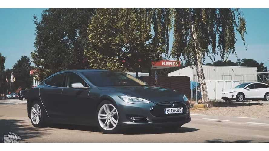 Computer Security Experts Hack Tesla Model S Key Fob In Seconds