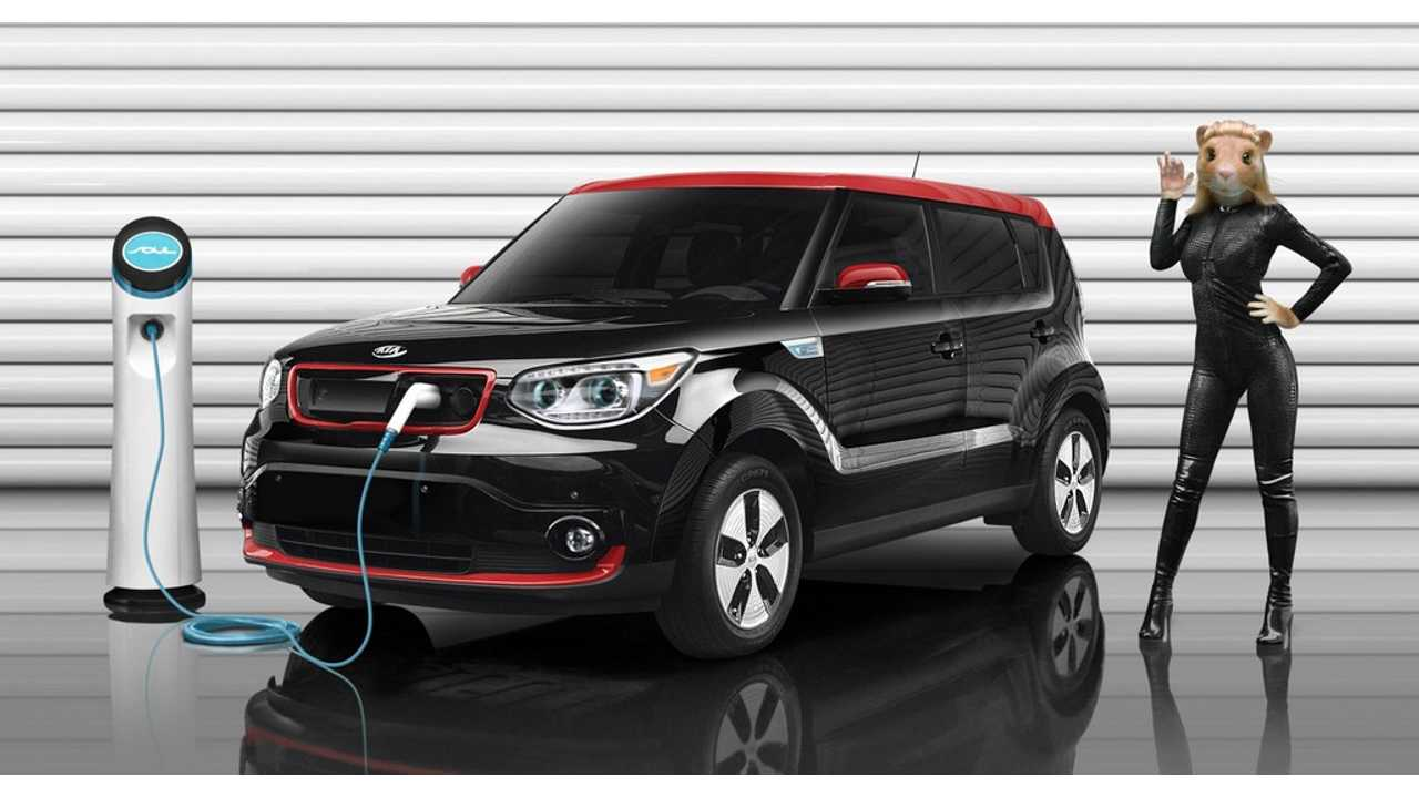 Kia Charges Up For Soul EV Launch In Washington & Oregon