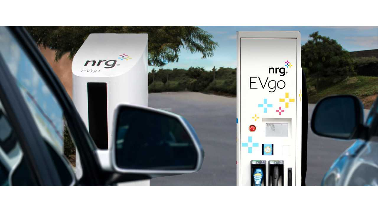 EVgo Offers Free Fast Charging Station At Your Business