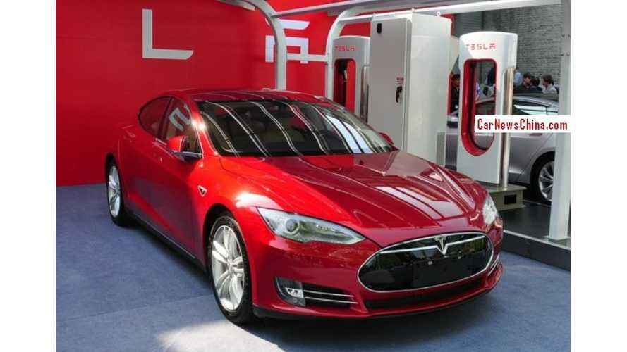 Tesla Pushes White House To Pressure China Into Easing Restrictions On U.S. Automakers
