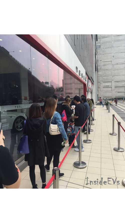 Tesla Model 3 Attracts Many First Time Buyers In Hong Kong
