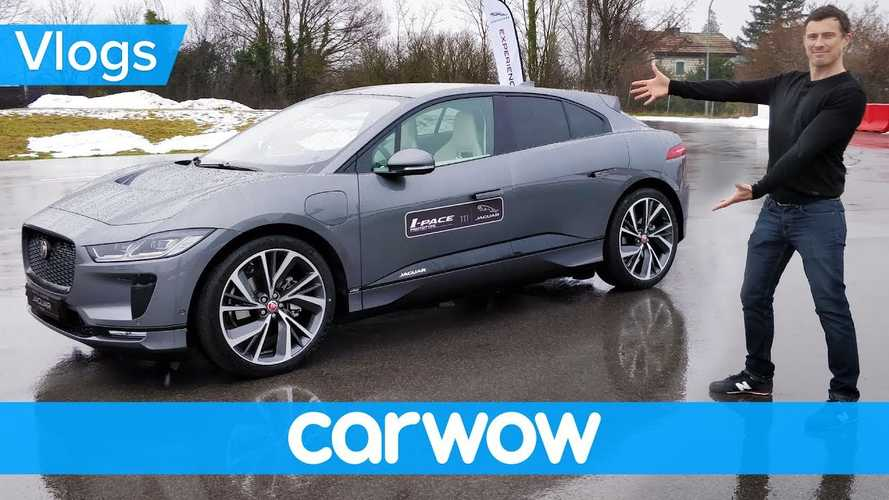 Watch As Jaguar I-Pace Gets Test Driven, Scores Only 6 Out Of 10