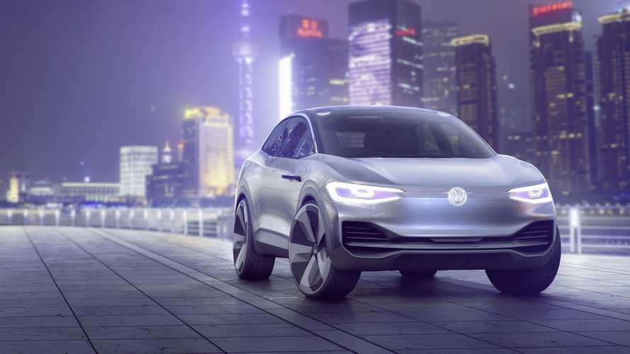 Volkswagen I.D. Crozz Is A Long-Range, GTI-Like Electric Crossover