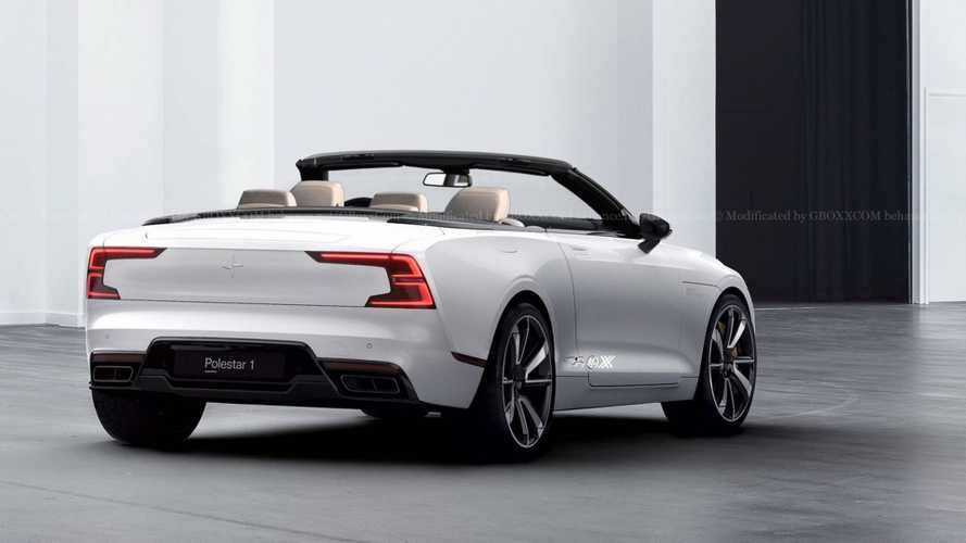 Polestar Pondering Electric Convertible