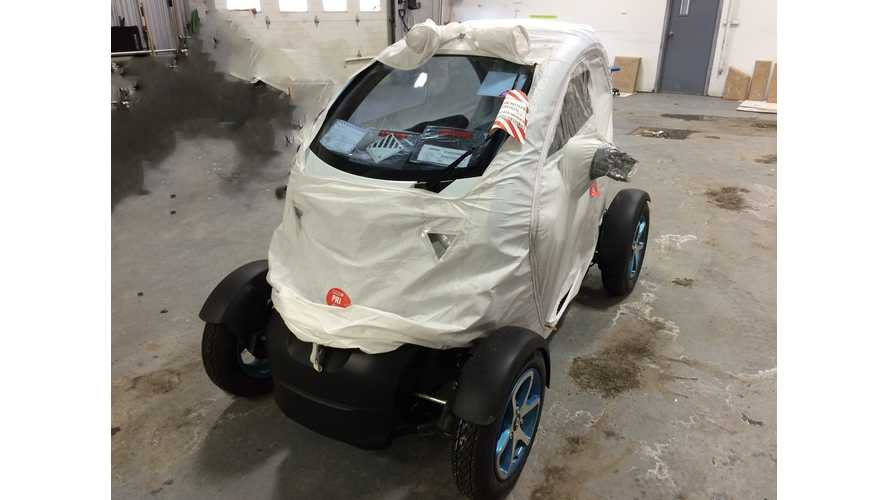 Renault And The Electric Twizy Reportedly Headed To North America For Sale