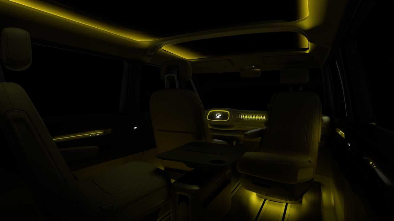 Ok, the VW BUZZ with night illumination is cool, we wil give you that Volkswagen
