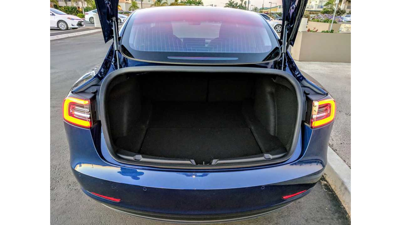 Watch This Tesla Model 3 Child Car Seat Test