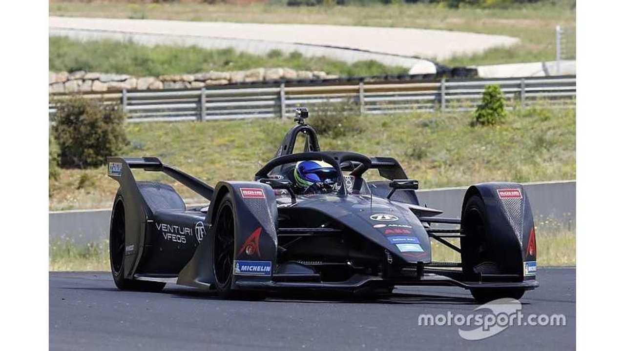 Gen 2 Formula E Car Gets First High Mileage Test