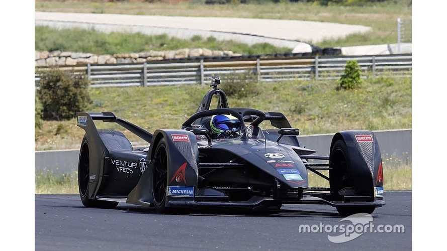 Gen 2 Formula E Car Gets First High Mileage Test