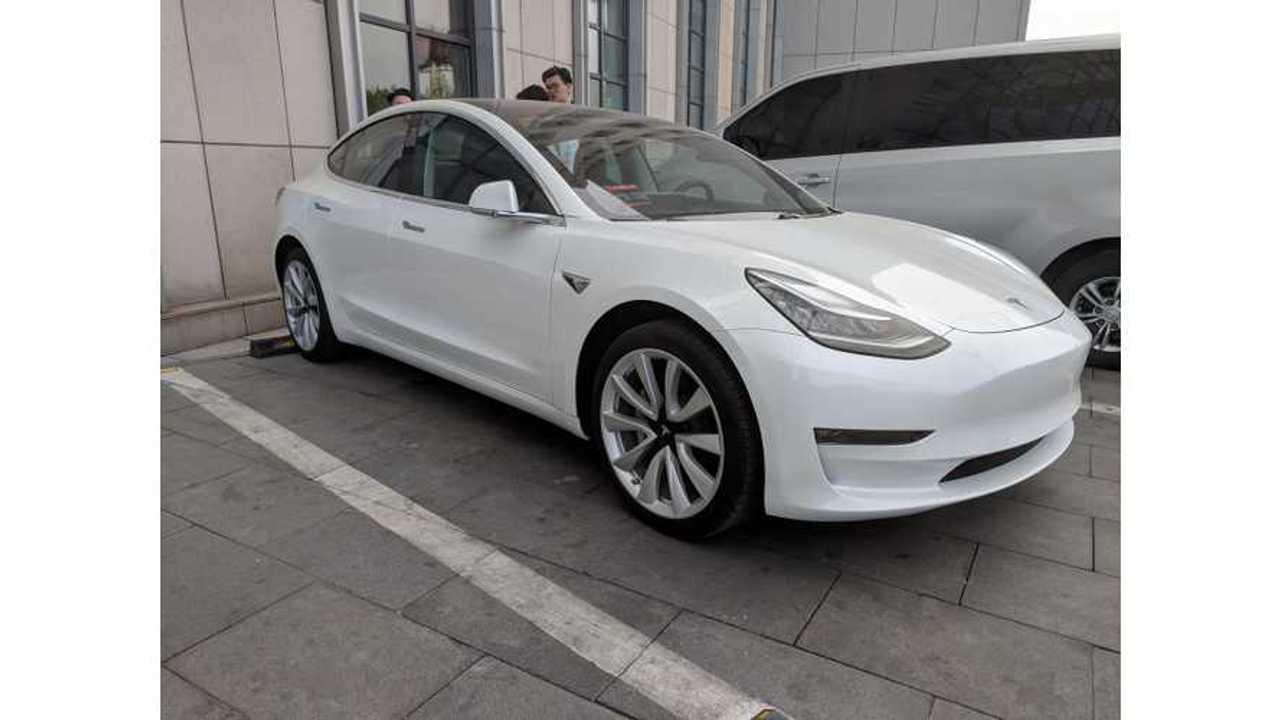 Tesla Registers 5,000 New Model 3 VINs