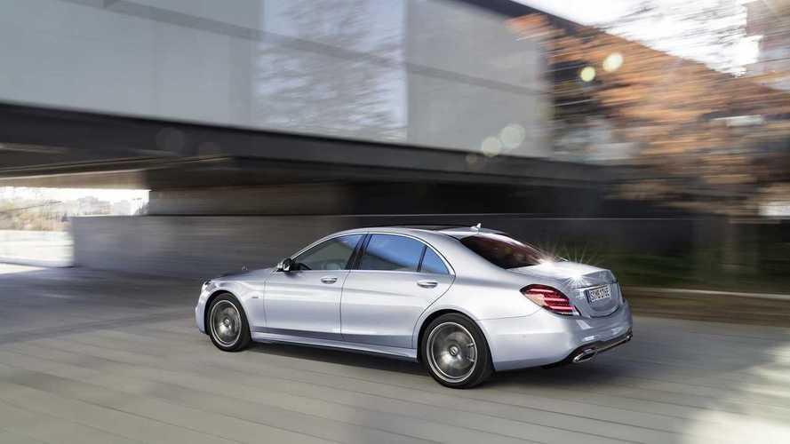 2020 Mercedes-Benz S560e: 18 Miles Of EPA Eelectric Range