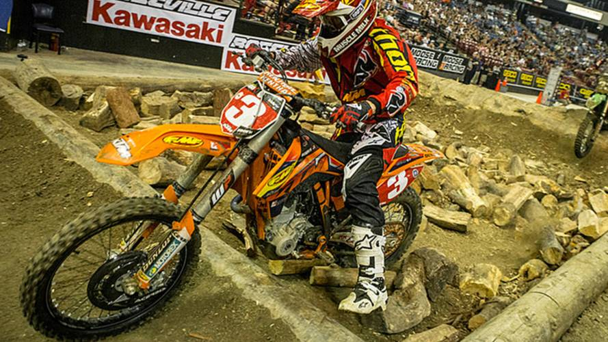 Bonnier Assumes Operations of EnduroCross Series