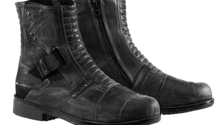 Alpinestars Harlem boots, for the normal in you