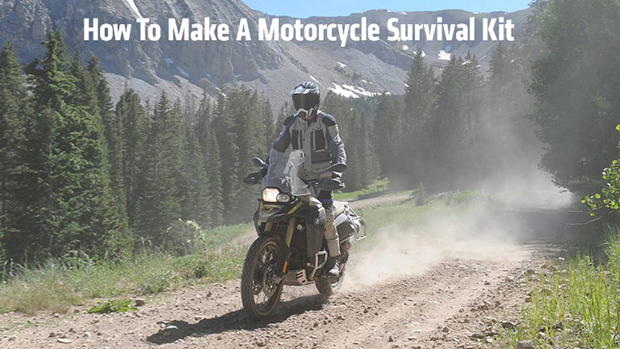 How To Make A Motorcycle Survival Kit