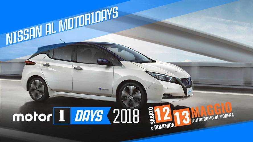 Motor1Days 2018, Nissan non teme alcun terreno