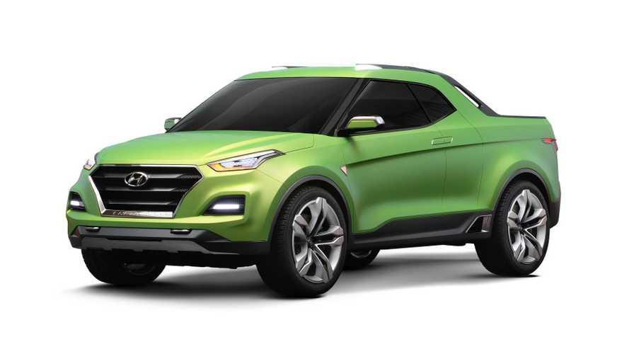 Hyundai insinua lançamento de picape inédita na América do Sul