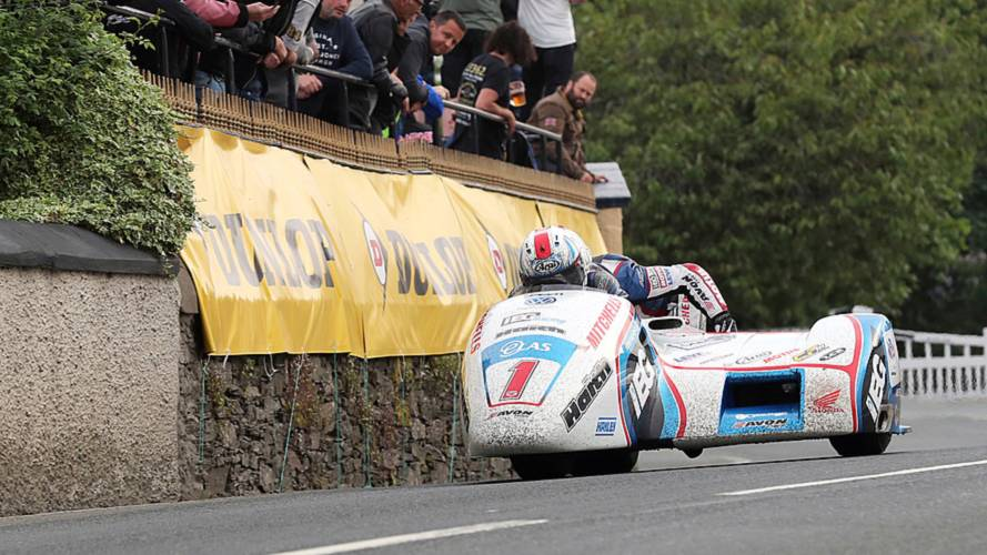 IoMTT: Birchalls Claim Sidecar Double with New Record