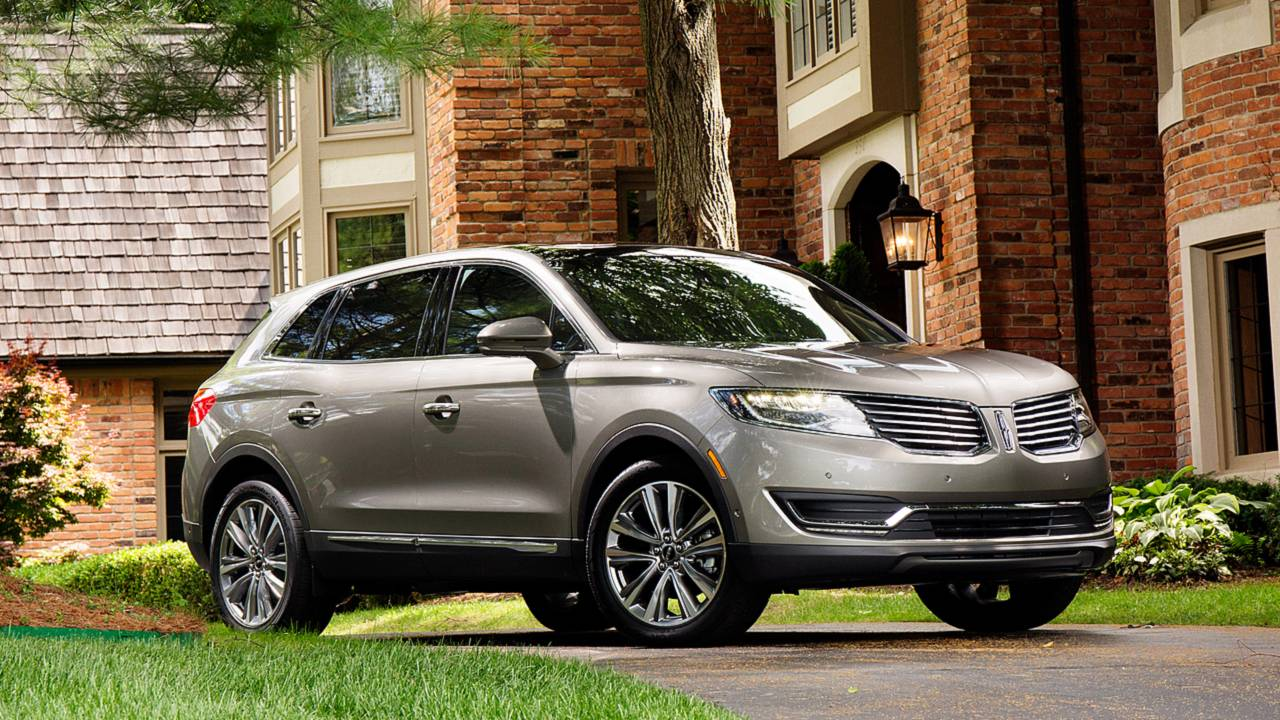 Lincoln MKX/Aviator