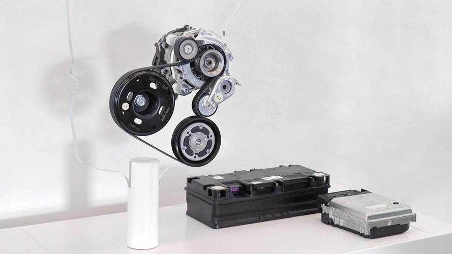 Volkswagen annonce un système d'hybridation léger pour sa prochaine Golf