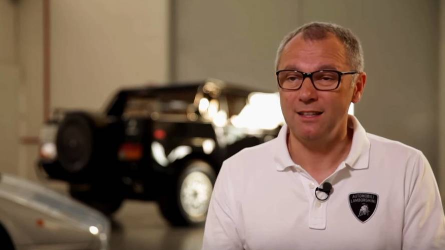 Lamborghini Boss Talks LM002 And Urus